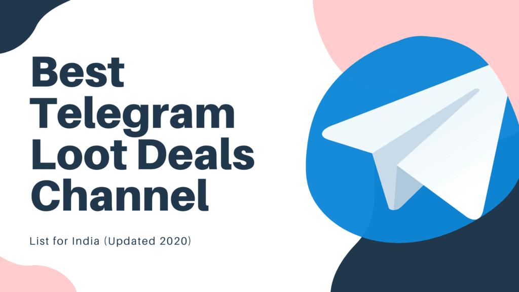 Best Telegram Loot Deals Channel
